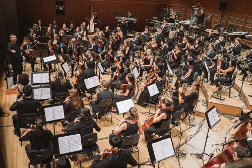 LUCERNE FESTIVAL ACADEMY Orchestra   Matthias Pintscher   Symphony Concert 24