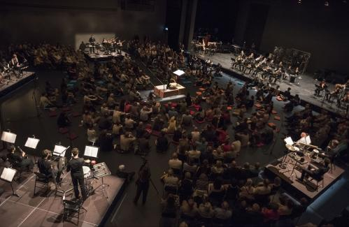 LUCERNE FESTIVAL ACADEMY Orchestra and Ensemble intercontemporain   Matthias Pintscher   Boulez - Rituel