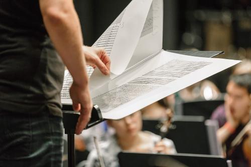 Rehearsal Osiris Notations | Pintscher | 2015