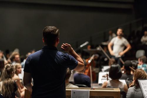 Master Class in Conducting   Matthias Pintscher