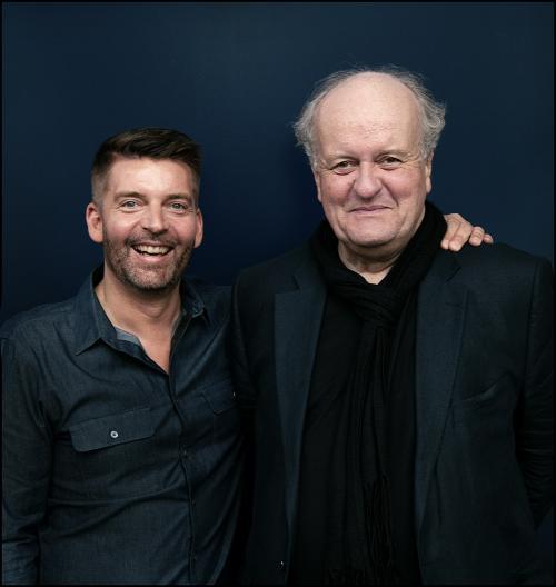 Matthias Pintscher and Wolfgang Rihm 2015