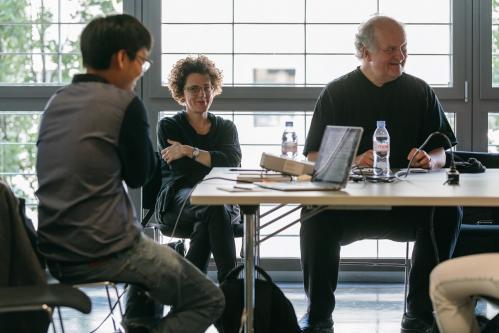 Composer Seminar | Wolfgang Rihm | Olga Neuwirth