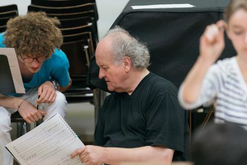 Composer Seminar | Wolfgang Rihm
