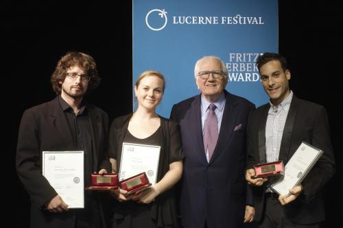 Fritz Gerber Award 2016