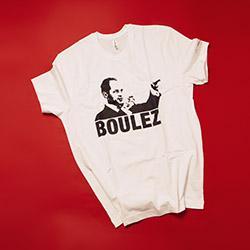 Boulez T-Shirt